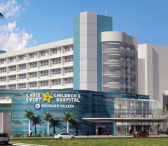 Broward General Medical Center Chris Evert Womens and Childrens Hospital 333x220